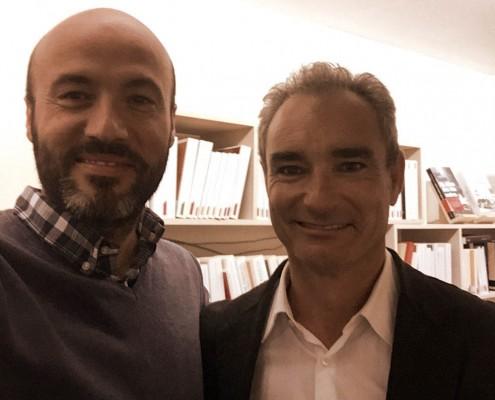Con Daniel Krauer